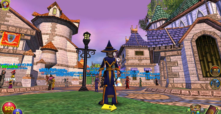 Alles über Wizard101