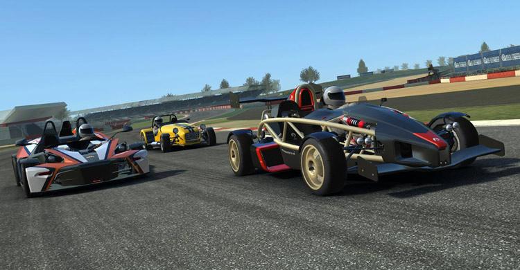 Real Racing 3 Beschreibung im Überblick