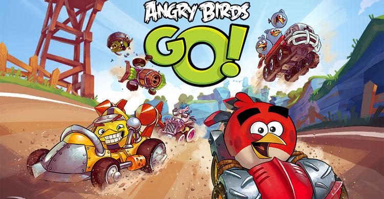 Praktische Strategie über Angry Birds Go