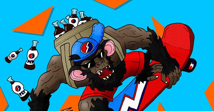 Spieltipps zu Chomping Chimp