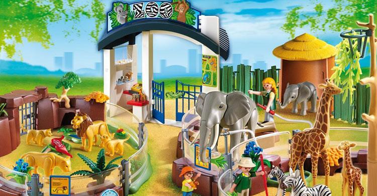 Typisches Tierpark-Spiel – Kaban Racetrack