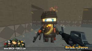Brick-Force Shooter