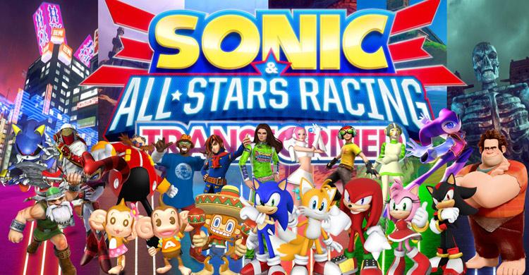 Alles über Sonic & All-Stars Racing Transformed