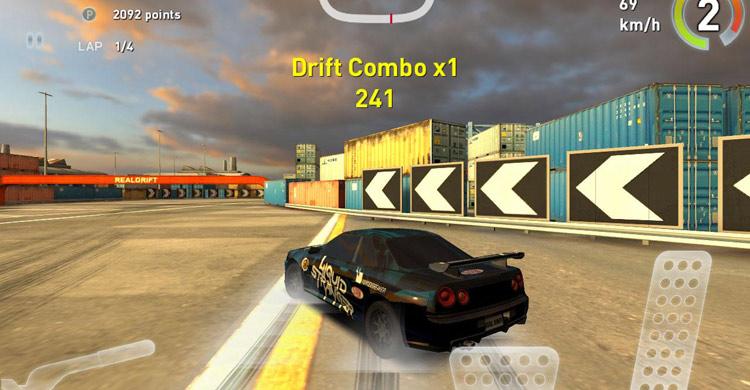 ACR Drift im Übersicht