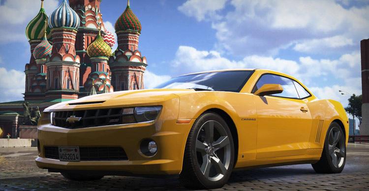 Free-to-Play-Rennspiel – World of Speed