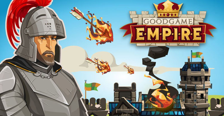 Die beliebteste Spiele – Goodgame Empire