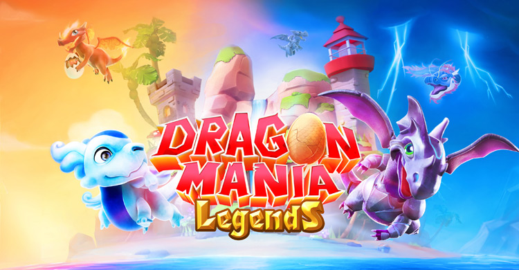 Das Spiel: Dragon Mania Legends