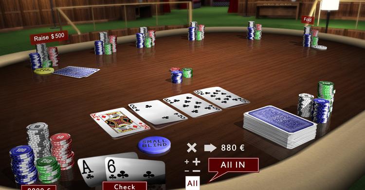 Poker Stars Poker: Texas Holdem ist wert zu spielen